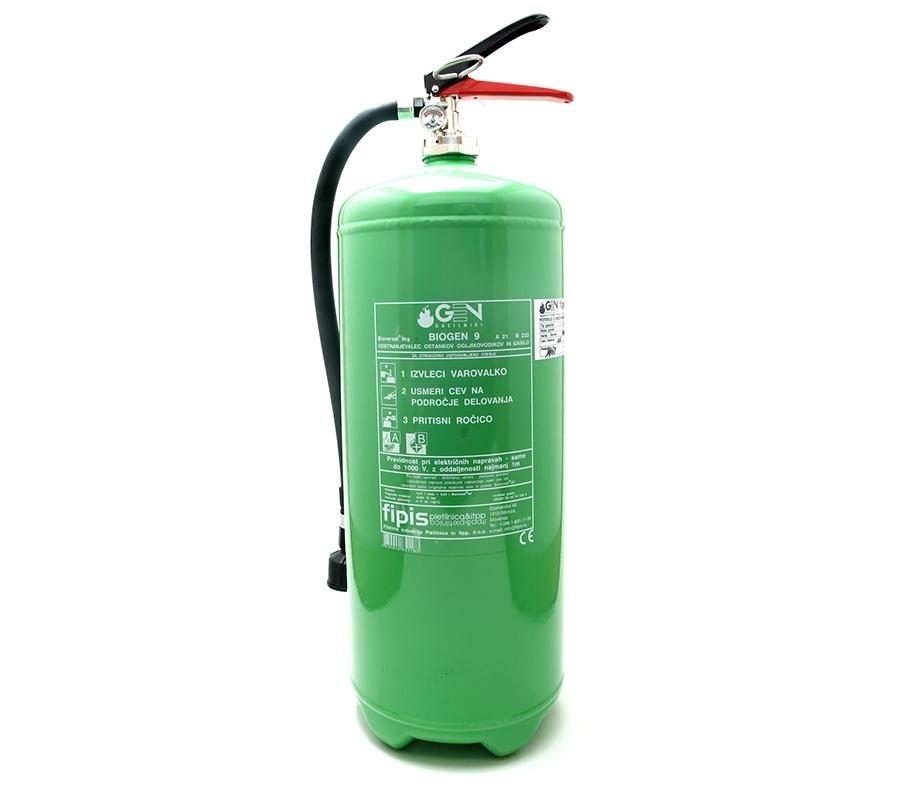 Bioversal Yangın Söndürme Cihazları