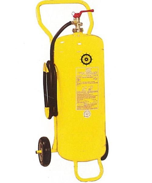 Köpüklü Yangın Söndürme Cihazları