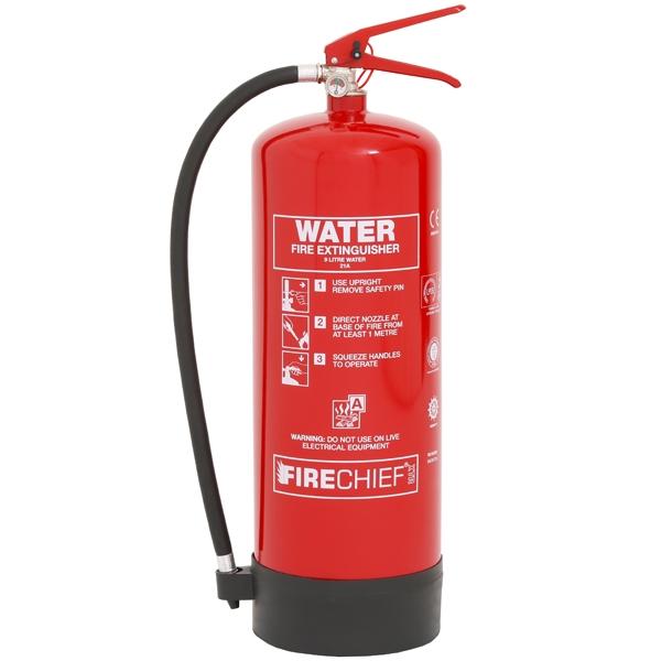 Watermist Yangın Söndürme Cihazları