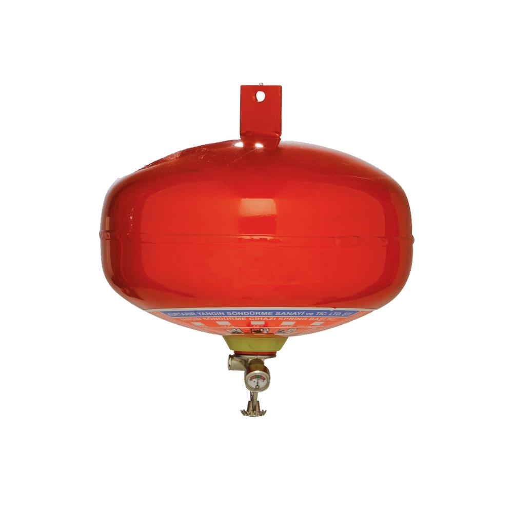 Tavan Tip Yangın Söndürme Sistemleri