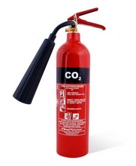 Karbondioksit Gazlı Yangın Söndürme Cihazları